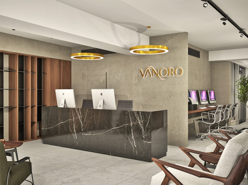 Vanoro Hotel: From an abandoned tob...