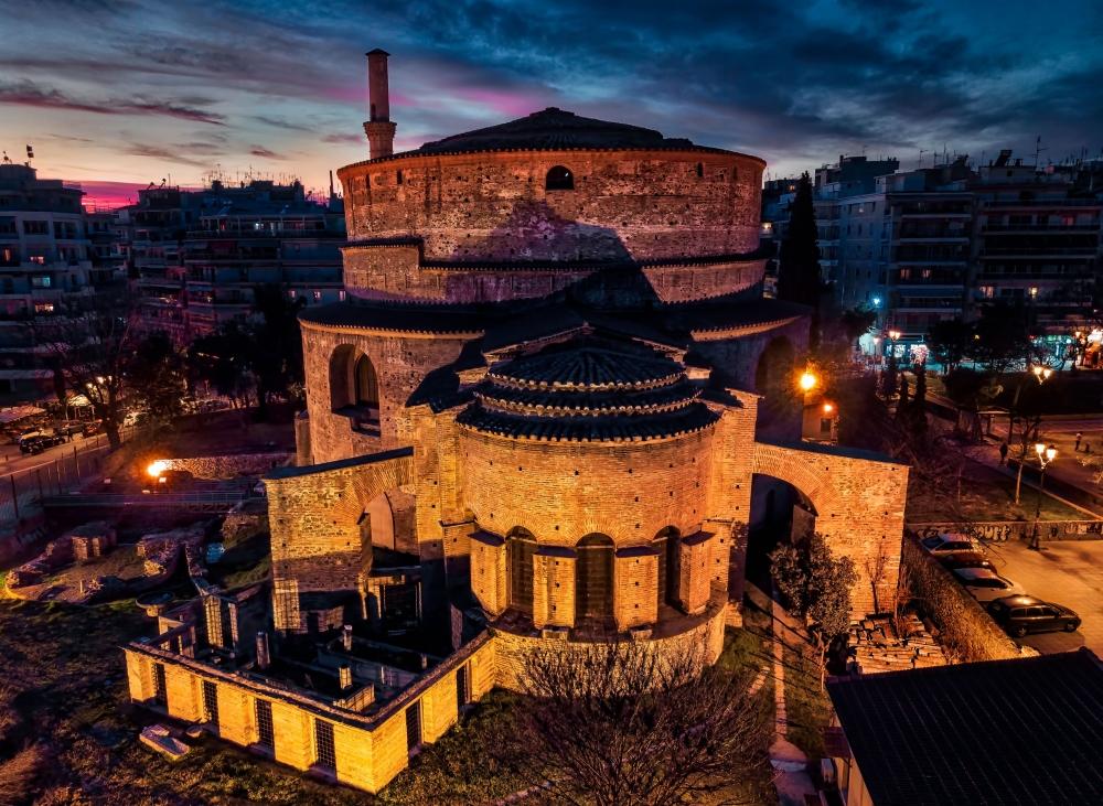 Κ. Σφήκας - Θεσσαλονίκη Πόλη Βυζαντινή