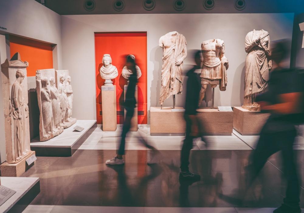 Αρχαιολογικό Μουσείο Θεσσαλονίκης: Εκεί όπου τα...